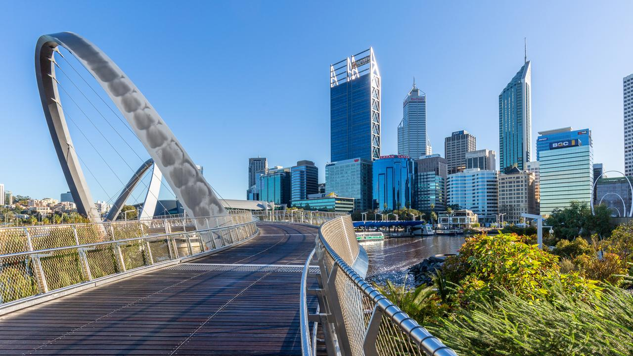 Perth has been voted by Google as one of the top-10 places to visit in 2020