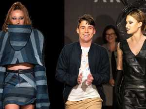 Teddy McRitchie, 16, is taking on fashion world