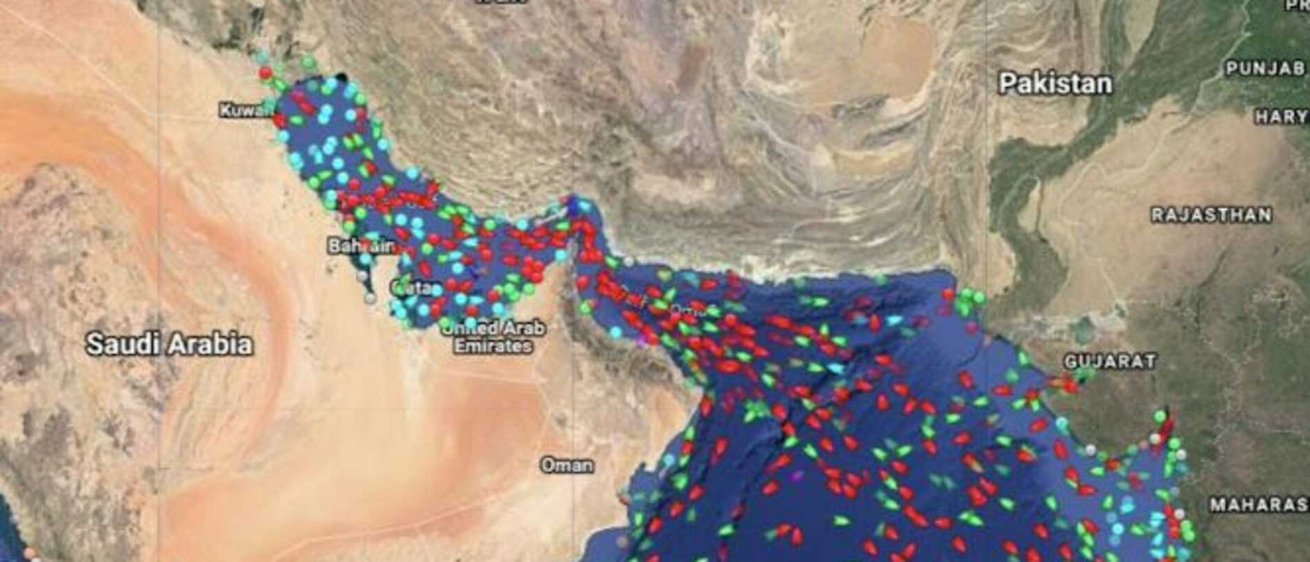 Most of the world's oil supply travels through the narrow Strait of Hormuz. Picture: Supplied