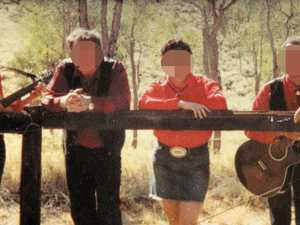 Alleged incest family's travelling band