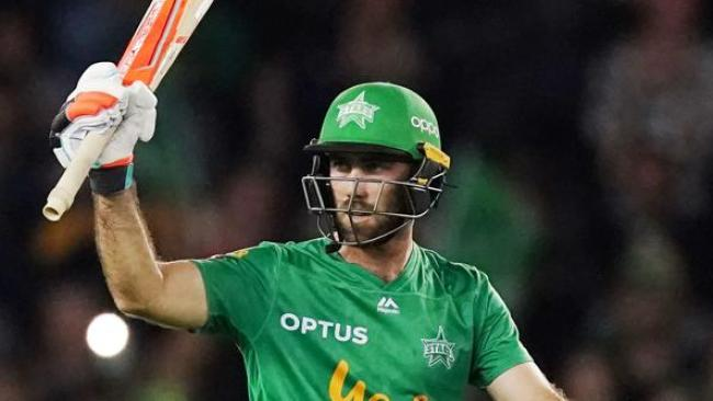 It seems Glenn Maxwell should really be playing for Australia.