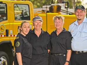 Tales from the fireline: Ipswich crews save lives in NSW