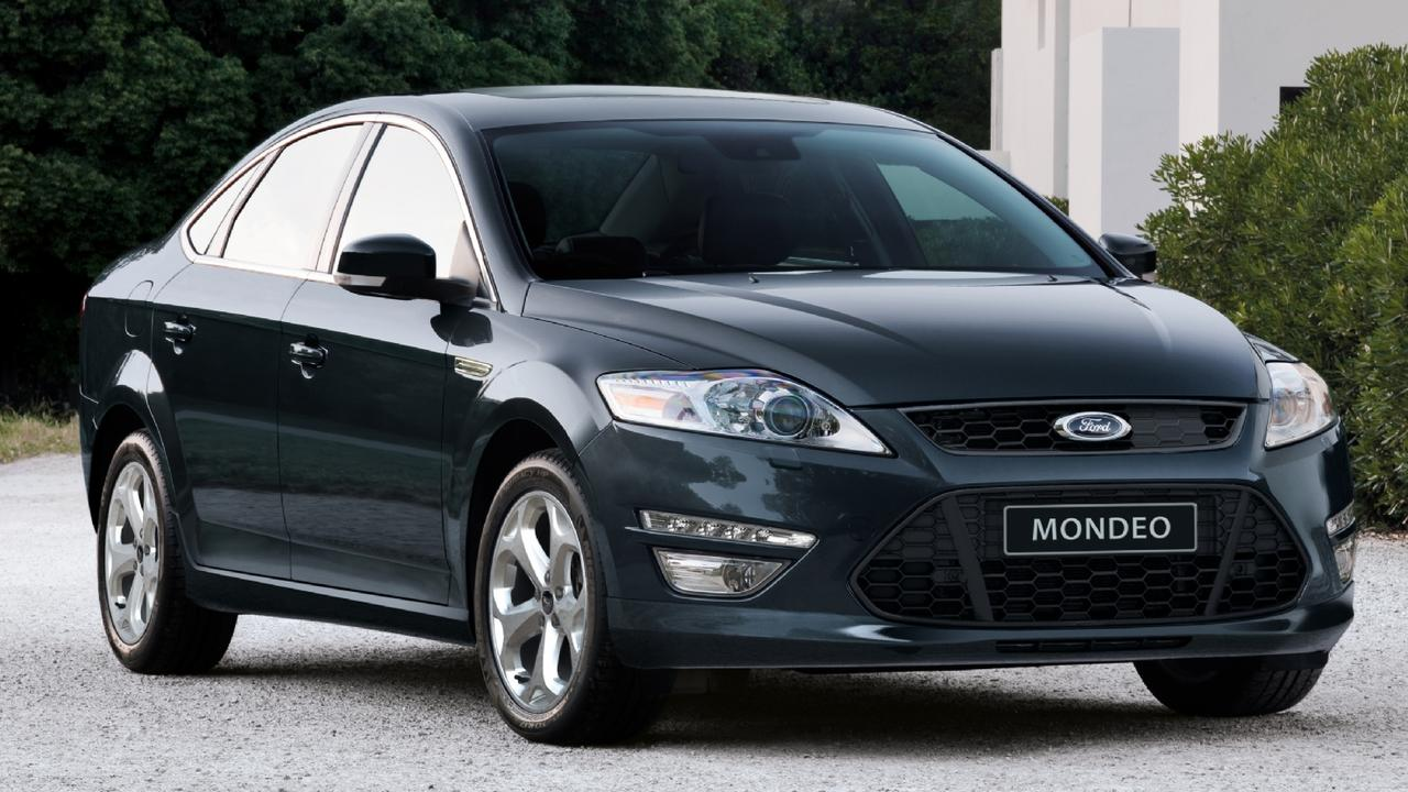 A pre-loved Ford Mondeo is a lot of car for not much money.