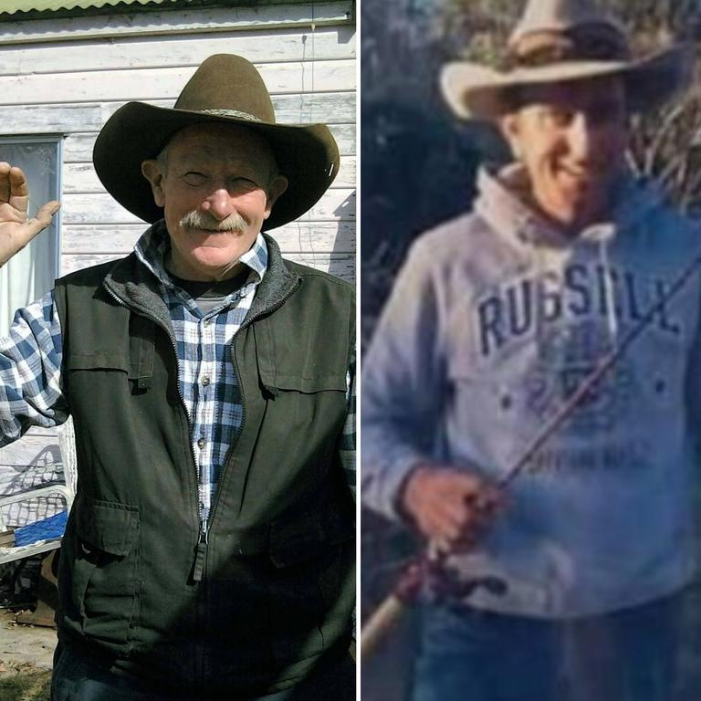 Fishing buddies Tim March (left) and Jarrath Hillyer (right) were reported missing at sea on December 29.