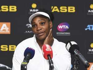 Serena to renew friendship with AFL star Dustin Martin