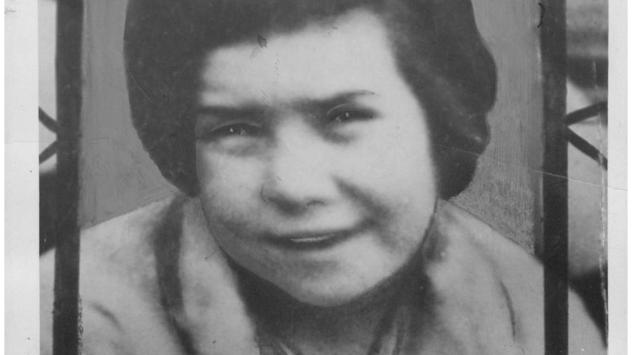 Norma Joan Ginn aka Norma Ginn, murder victim, 11 year old girl whose body was found in Camperdown cemetery. Picture: News Corp Australia.