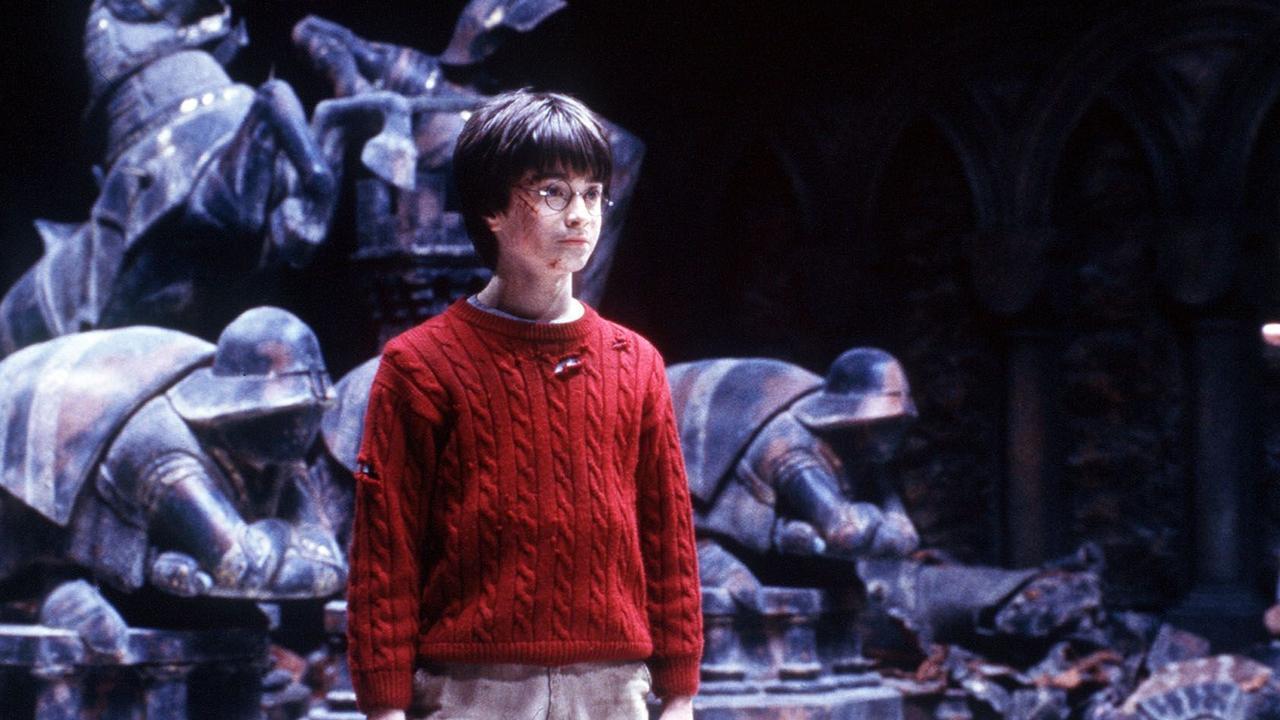 Daniel Radcliffe in 2001.
