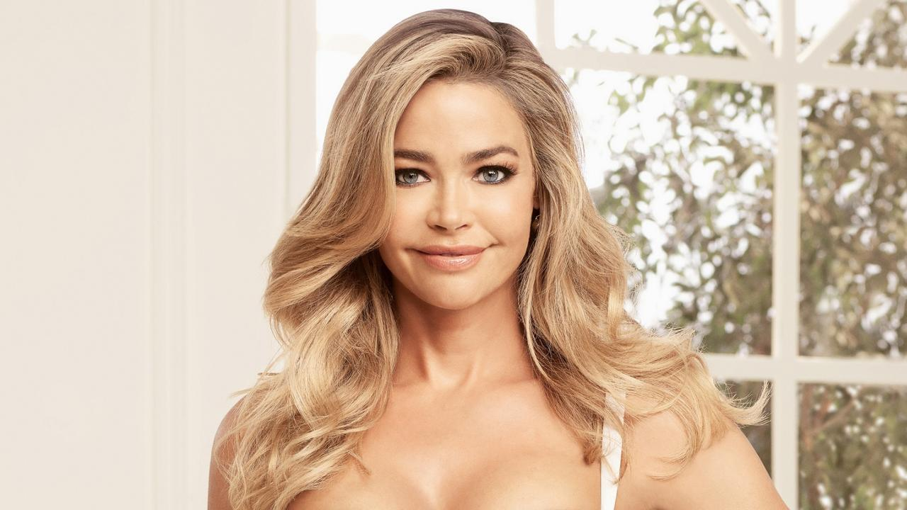 Denise Richards stars on the Real Housewives of Beverly Hills. Picture: Foxtel