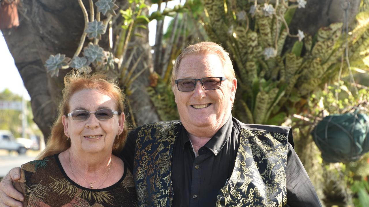 Linda and Brian Hunter celebrate 50 years of marriage. Contributed