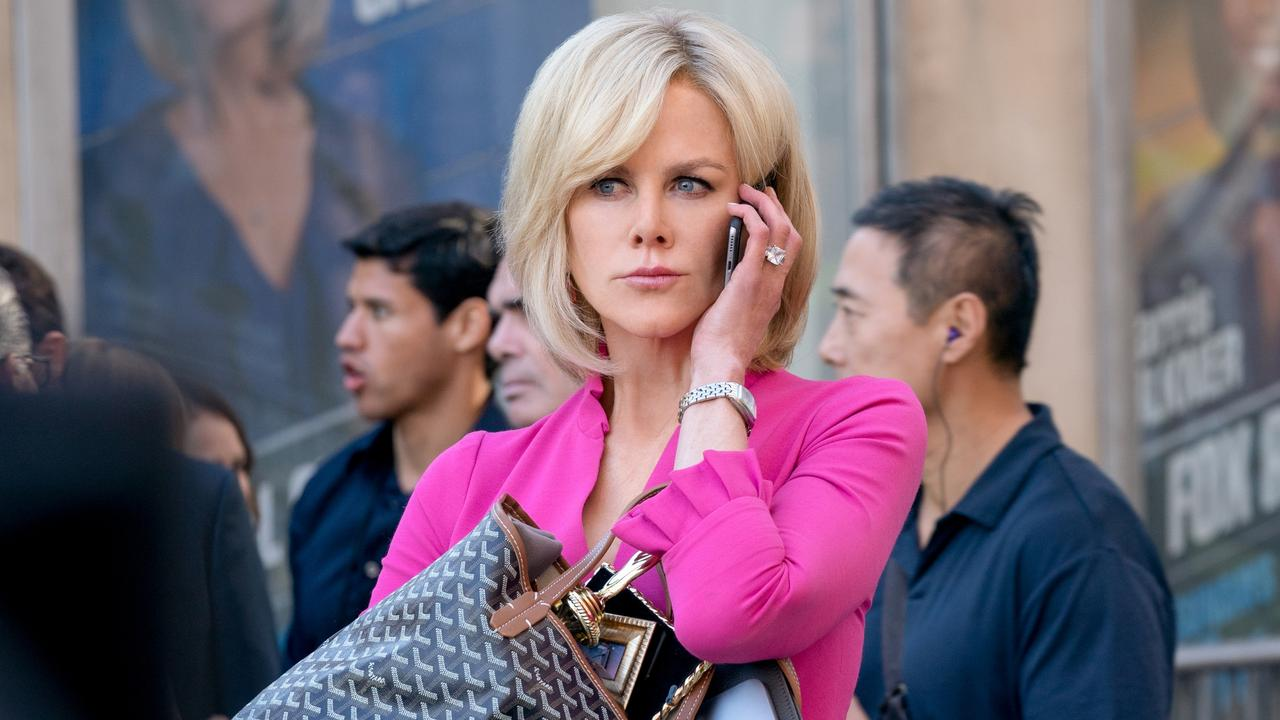 Nicole Kidman stars as Gretchen Carlson in Bombshell. Picture: Hilary Bronwyn Gayle.