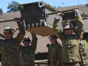 Australian Army to reschedule Burnett visit