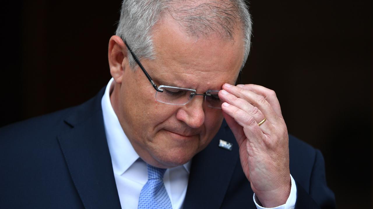 Prime Minister Scott Morrison. Picture: Mick Tsikas