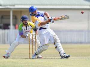 Hervey Bay Cricket matches 11th January