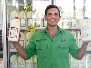Doblo donates milk profits to farmers