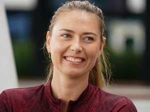 Wildcard Sharapova seeking epic Open run