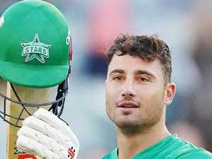 'Most fun in the world': Stoinis blasts record BBL ton