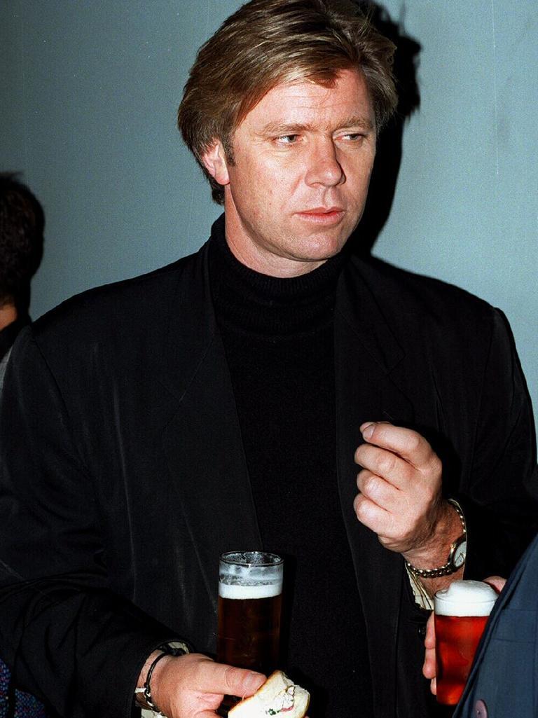 Vintage Dickie in 1995.