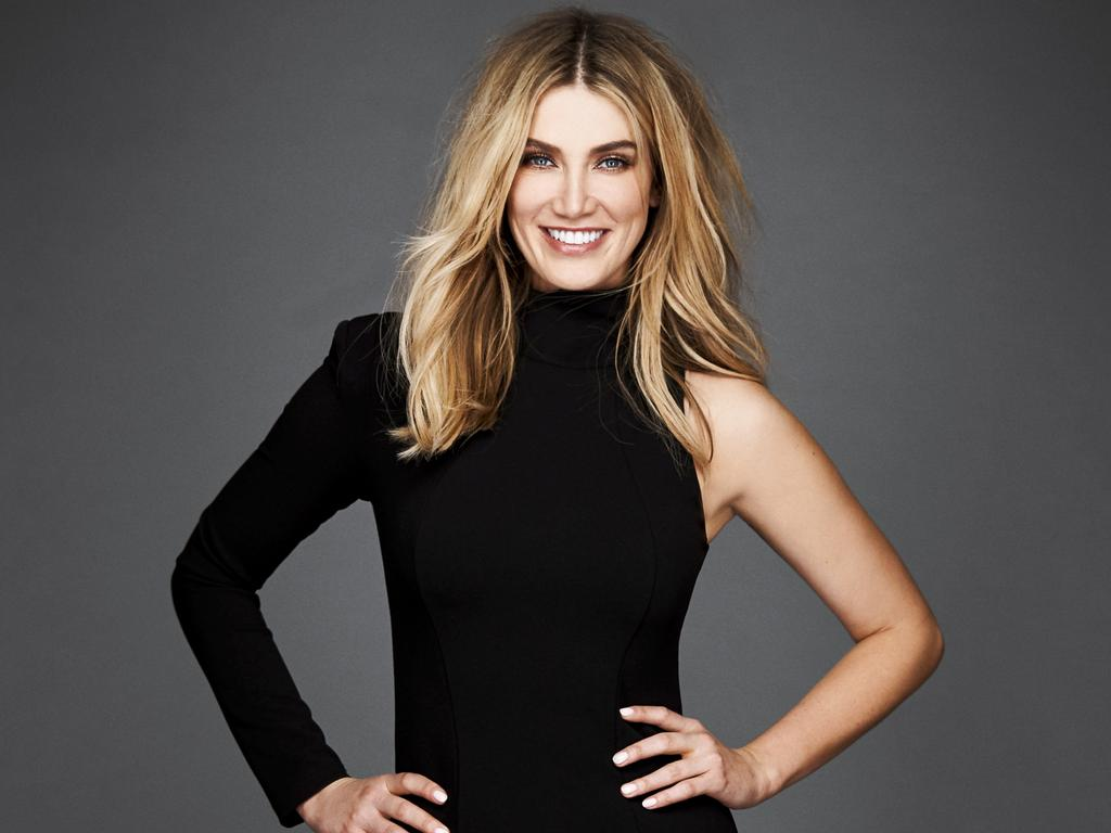 Delta Goodrem will premiere her new single Let It Rain at the fundraiser. Picture: Supplied