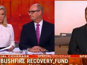 Sunrise hosts' secret on-set signals
