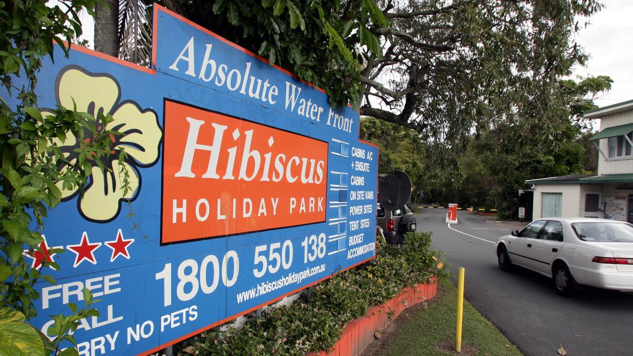 Tripcony and Hibiscus and Caravan Park in Caloundra. Photo:Jason Dougherty / Sunshine Coast Daily