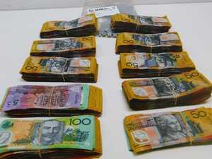 RBT uncovers $120,000 in car on the Warrego Hwy