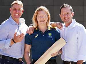 Aussie legends to clash in bushfire charity blockbuster