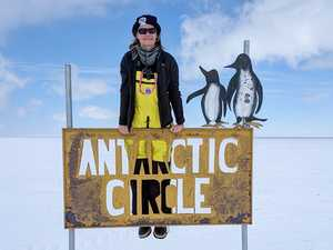 Why Toowoomba doctor decided to move to Antarctica