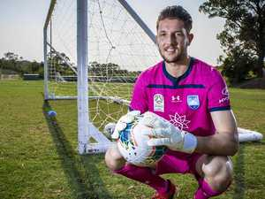 Injury bad timing for Olyroos goalie