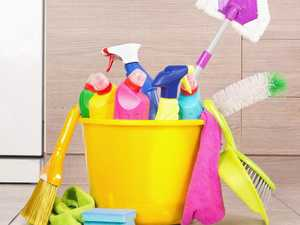 Why I'm cutting back on cleaning in my house