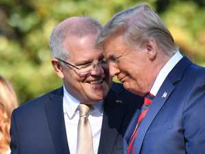 ScoMo's Trump bromance proves tourism saver