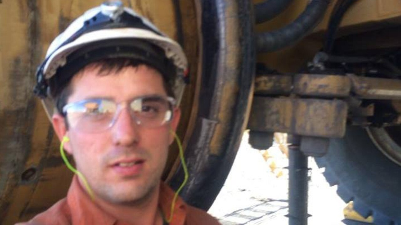 Donald Rabbitt has been identified as the 33-year-old miner killed while working at Blackwater's Curragh coal mine. He was reportedly working on a float, which transports machinery, when it crushed him.