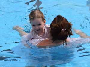 PHOTO GALLERY: Mums and bubs swimming lessons