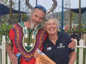 World-first nautical nuptials at Coral Sea Marina