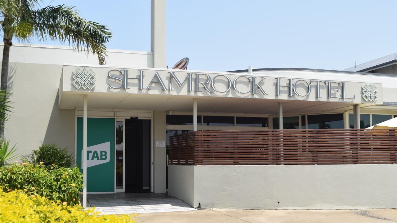 The Shamrock Hotel on Nebo Road, Mackay