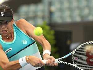 Wildcard Aussie Tomljanovic upsets world No. 34