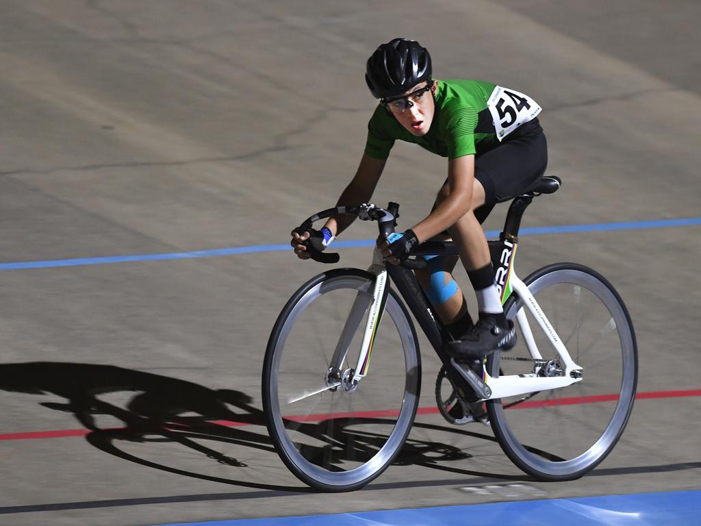 CYCLING: Rockhamoton's Bailey McGhee