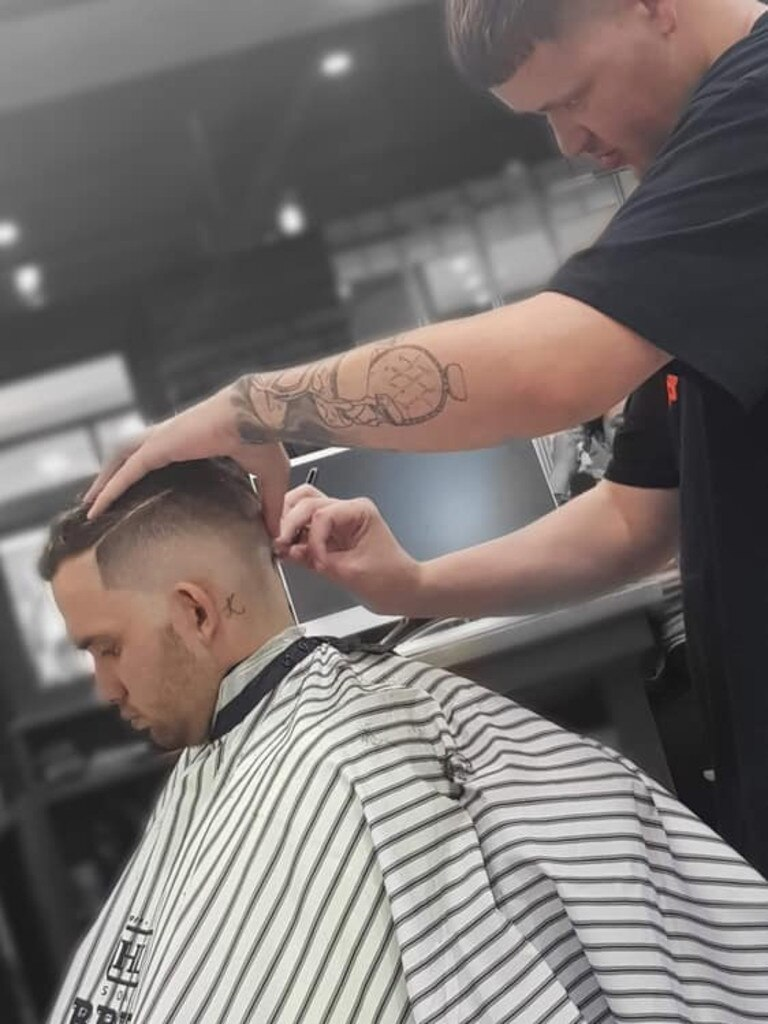 Cornerstone Barbers has now opened at Orion Springfield Central.