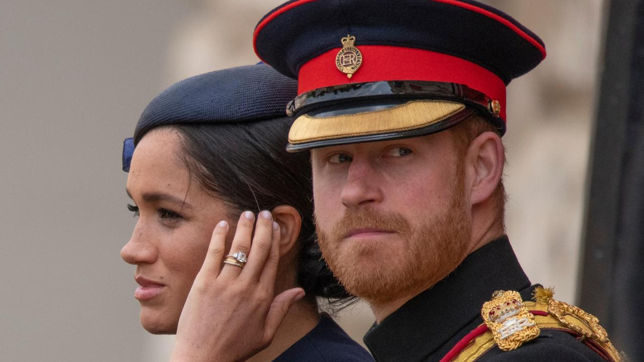 Meghan and Harry's announcement shocked the royal family – but the seeds of their decision were planted at least two years ago. Picture: Malcolm Park/Alamy Live News.