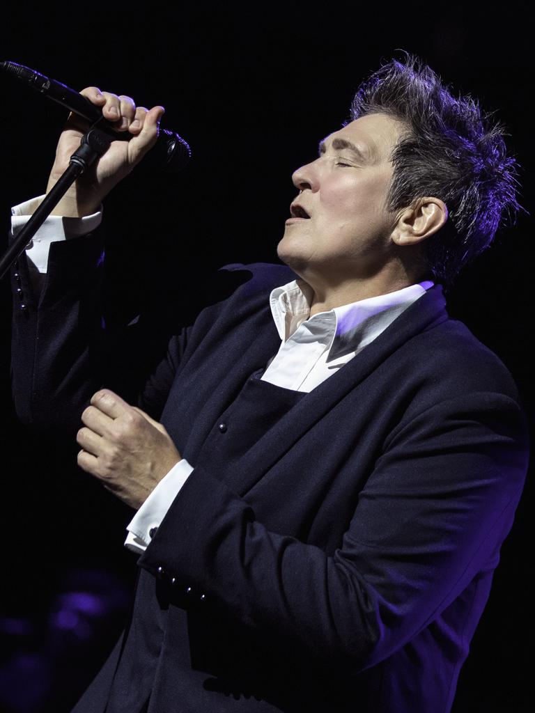 k.d lang will perform at the one-off concert.