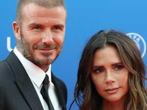 Harry tells Beckham: Keep Posh quiet