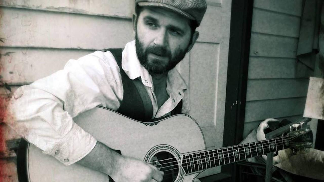 PARK SOUNDS: Irish born folk/roots musician Joe Man Murphy will feature at Park Sounds in Eumundi.