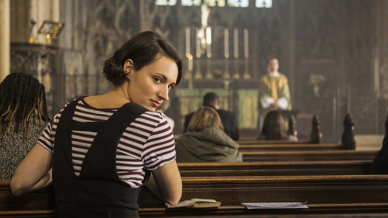 Turns out Fleabag season 2 is filthier than we thought. Picture: Supplied.