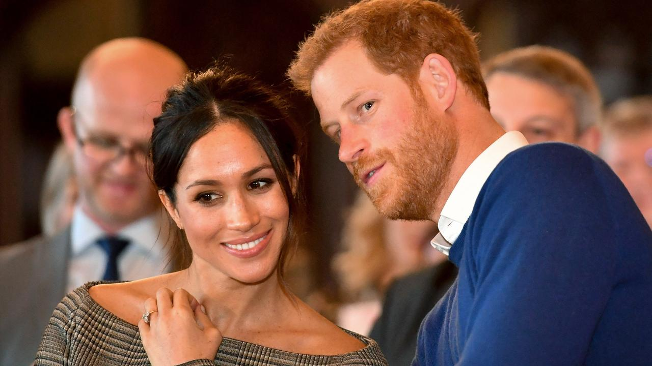 It was inevitable Meghan Markle would be blamed for Prince Harry's split from the royal family. Picture: Ben Birchall – WPA Pool / Getty Images
