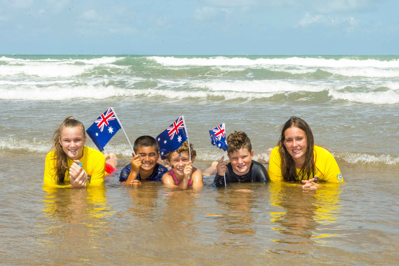 Come along to any of these free community events this Australia Day.
