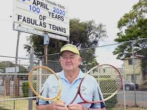 Centenary of tennis