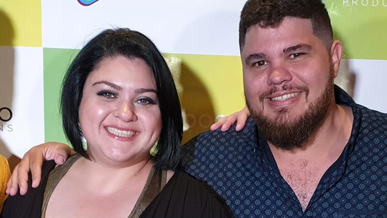 Eduardo Hernandes Pereira Rodrigues, 41, and Danielle Bileski de Mello Pimental, 37. Picture: Facebook