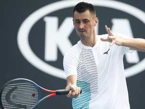 'I've got to fix this': Tomic career revival in tatters