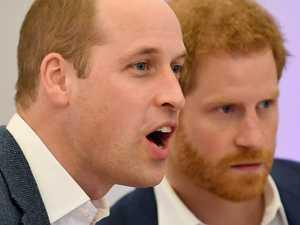 Harry, William's extraordinary statement