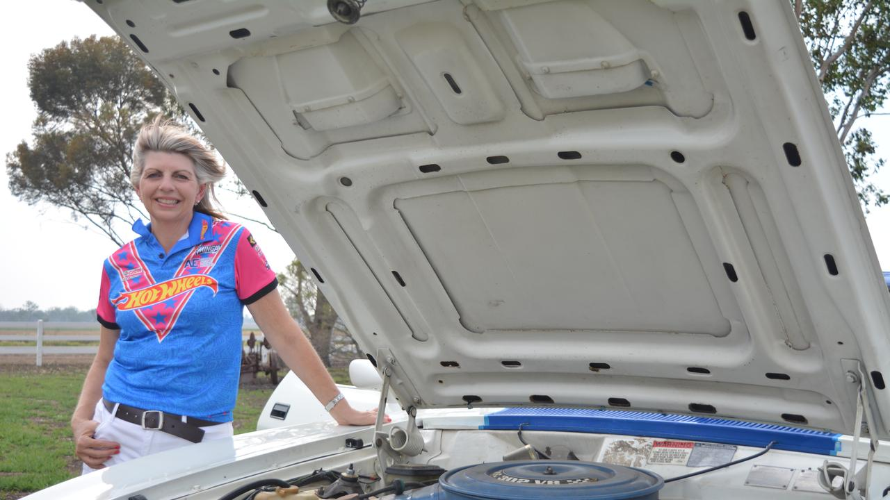 Marisa plans to maintain the car as it is and not make any drastic changes.