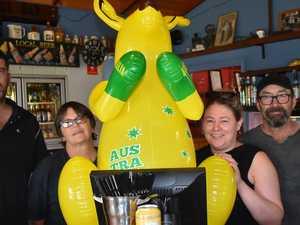 Tavern promises big Aussie bash